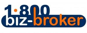 1-800-Biz-Broker logo