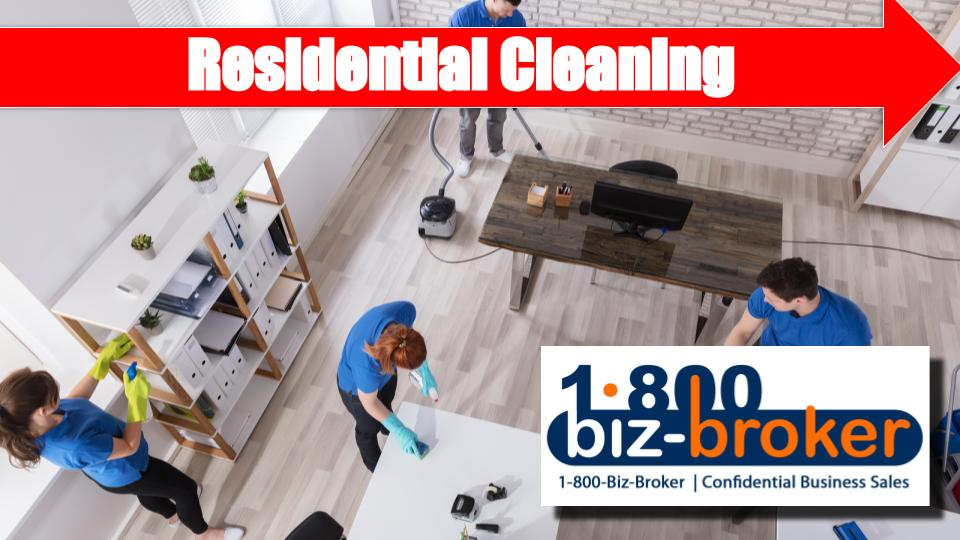 Cleaning Business For Sale Residential Maid Service Business