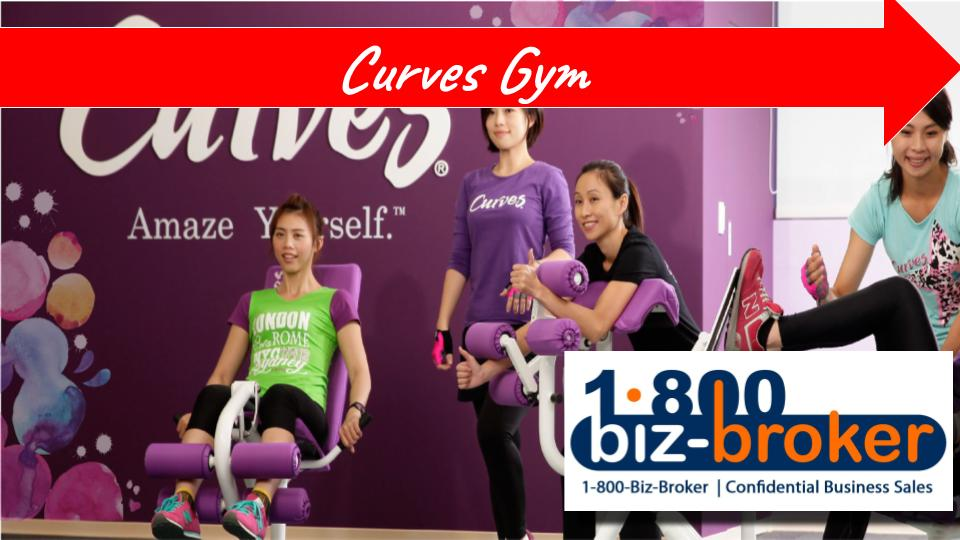 Curves gym for sale in the inland empire business