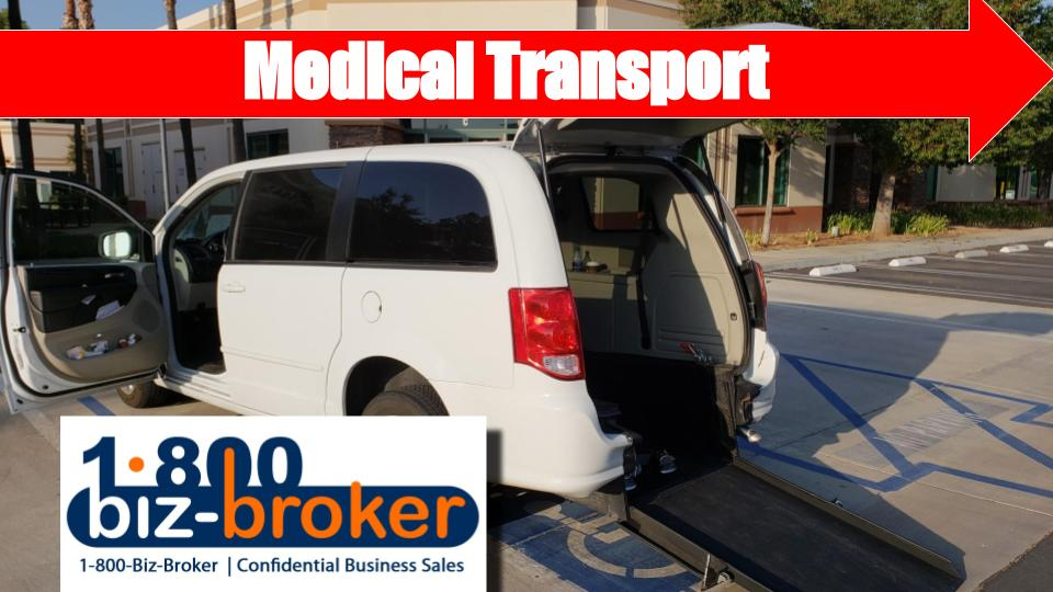 business for sale medical transportation business brokers 1
